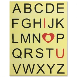 ABC I Love You [www.artland.ca]