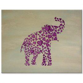 I Heart Elephant [www.artland.ca]