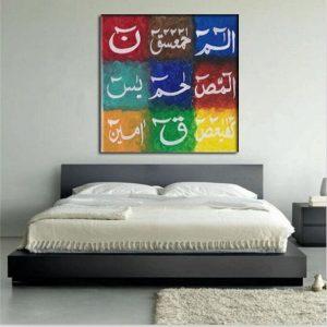 Loh e Qurani   Islamic Art Toronto Canada   Muslim Art   Arabic Art Toronto   Ontario Art